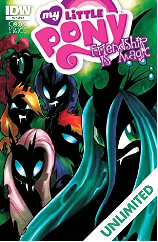 My Little Pony: Friendship Is Magic #3