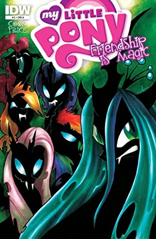 My Little Pony: Friendship Is Magic No.3