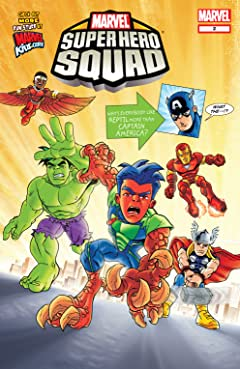 Marvel Super Hero Squad #2 (of 4)