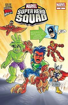 Marvel Super Hero Squad No.2 (sur 4)
