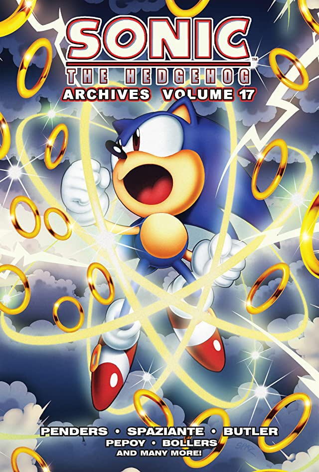 Sonic the Hedgehog Archives Vol. 17
