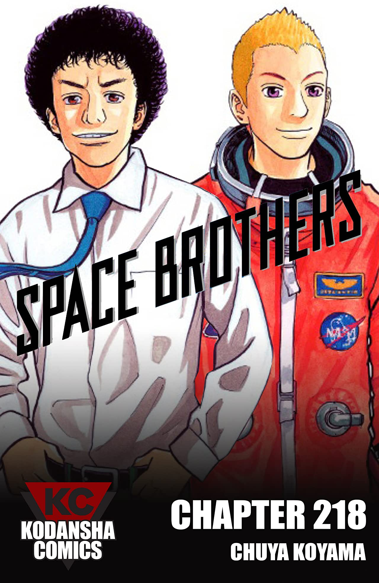 Space Brothers #218