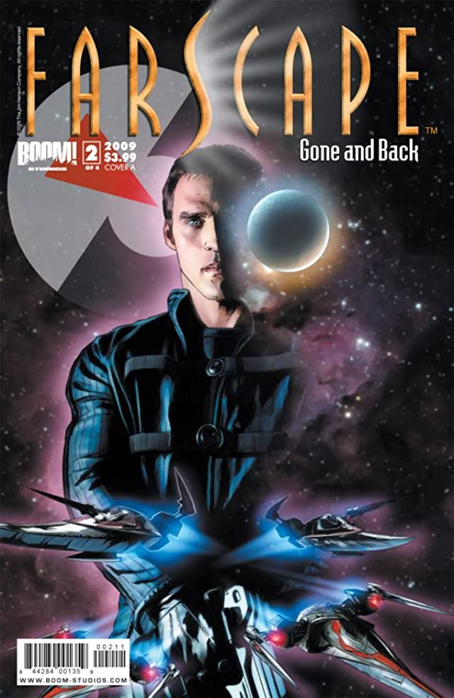 Farscape Vol. 3: Gone and Back #2