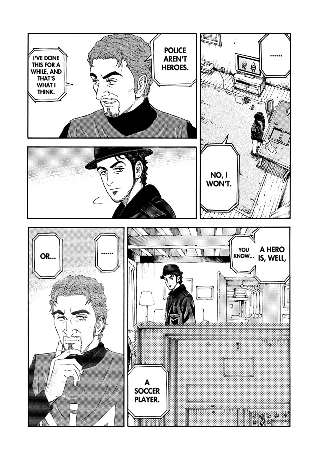 Space Brothers #228