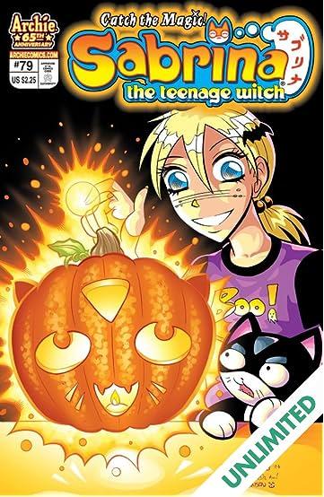 Sabrina Manga #22