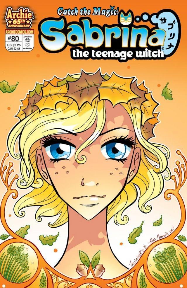 Sabrina Manga #23
