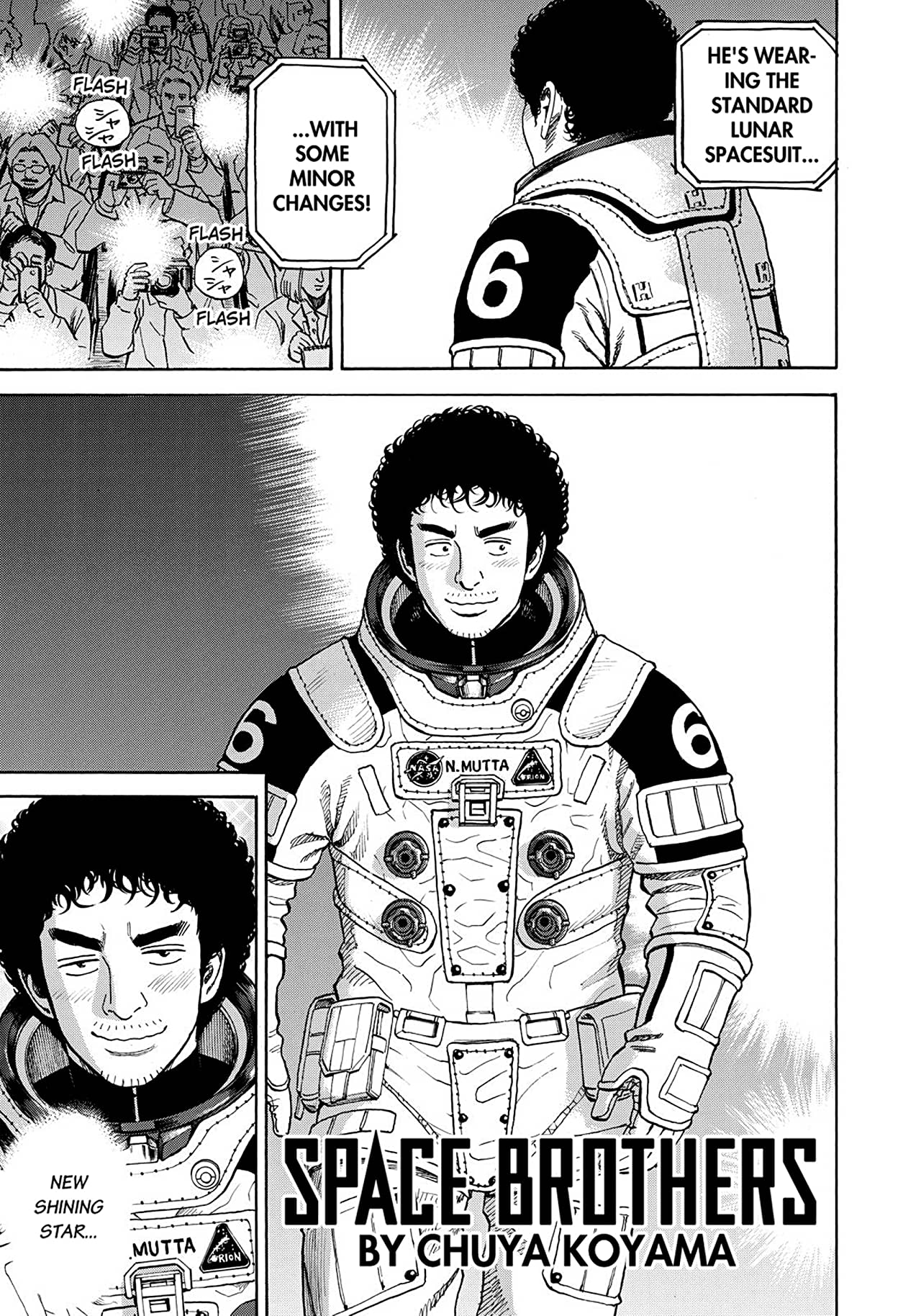 Space Brothers #235