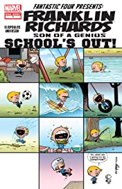 Franklin Richards: School's Out! (2009) #1