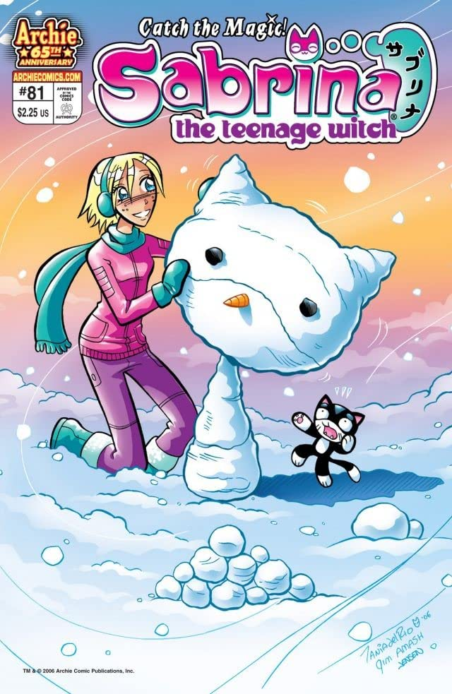 Sabrina Manga #24