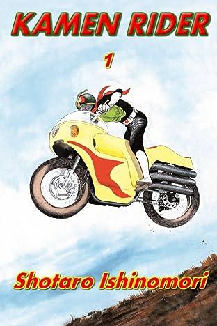 Kamen Rider Tome 1: Preview