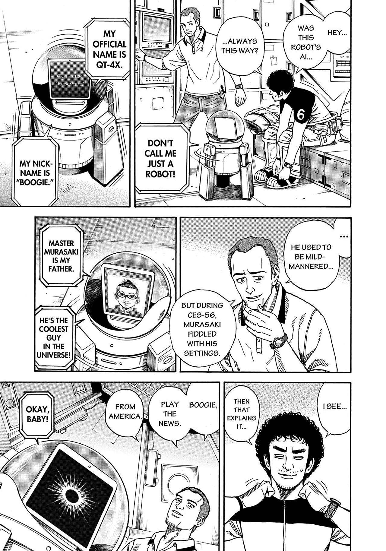 Space Brothers #253