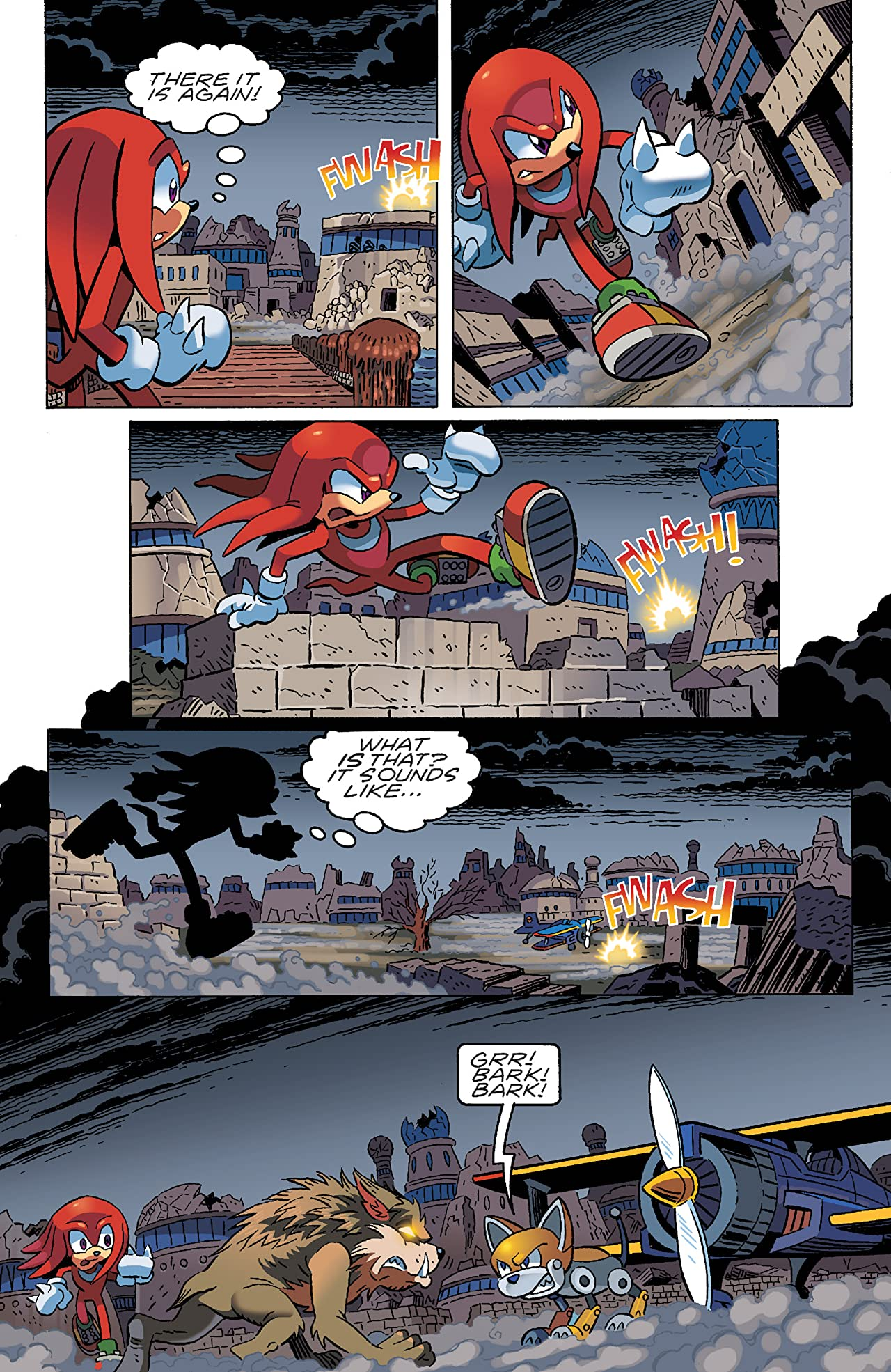 Sonic the Hedgehog #244