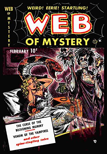 Web of Mystery #1