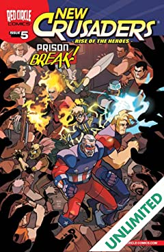 New Crusaders: Rise of the Heroes #5