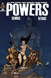 Powers Annual 2008