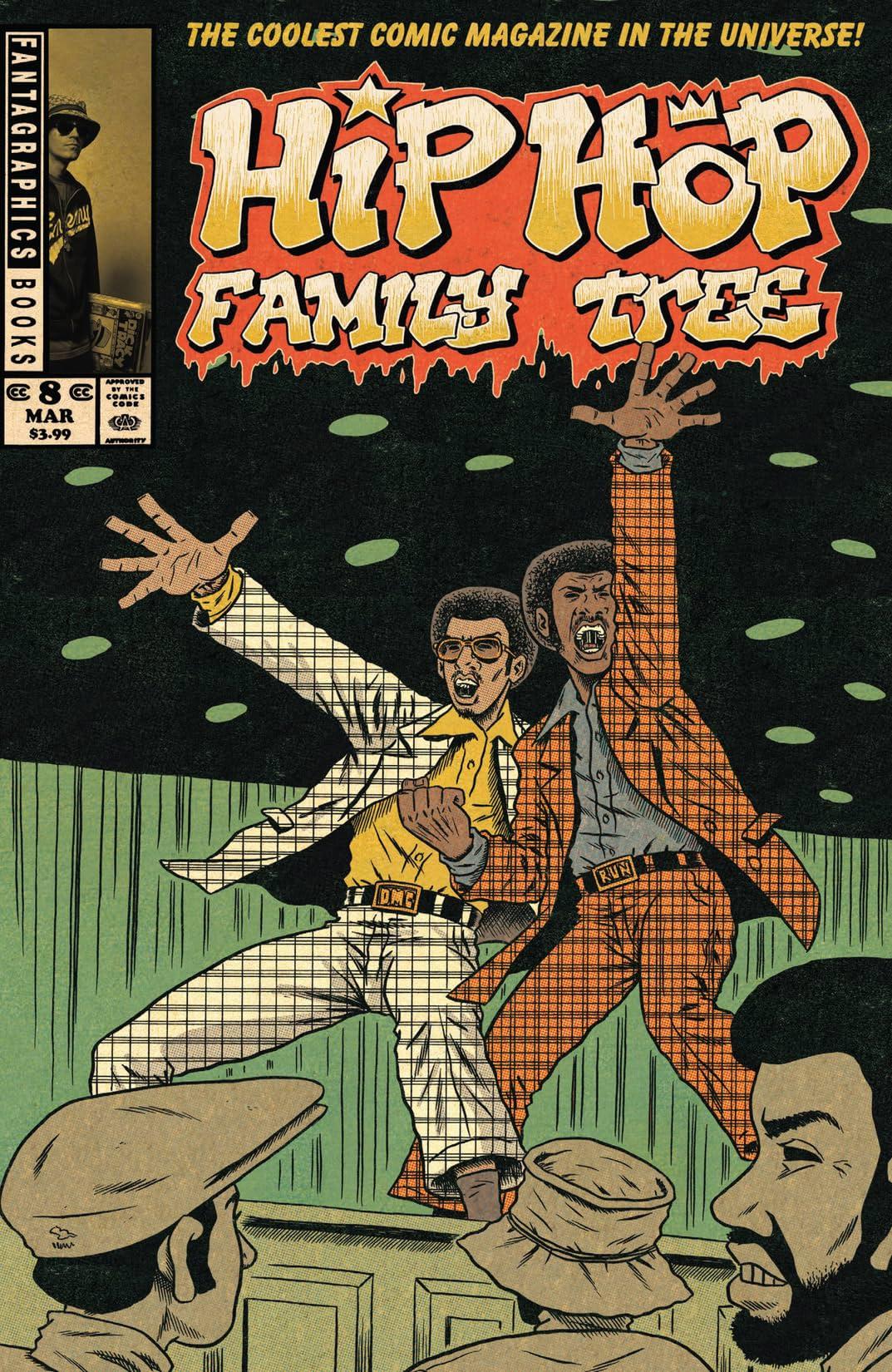 Hip Hop Family Tree #8