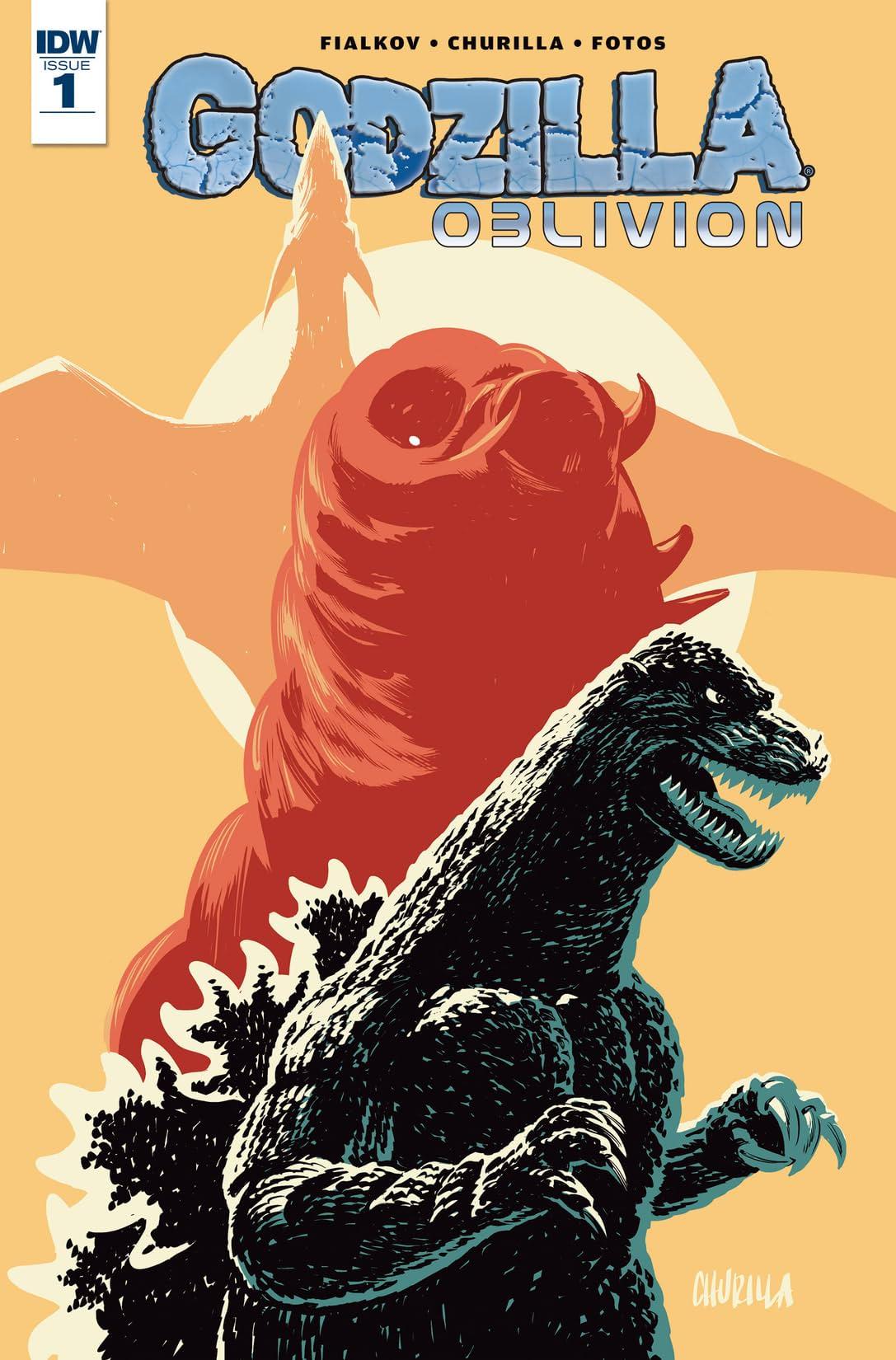 Godzilla: Oblivion #1 (of 5)