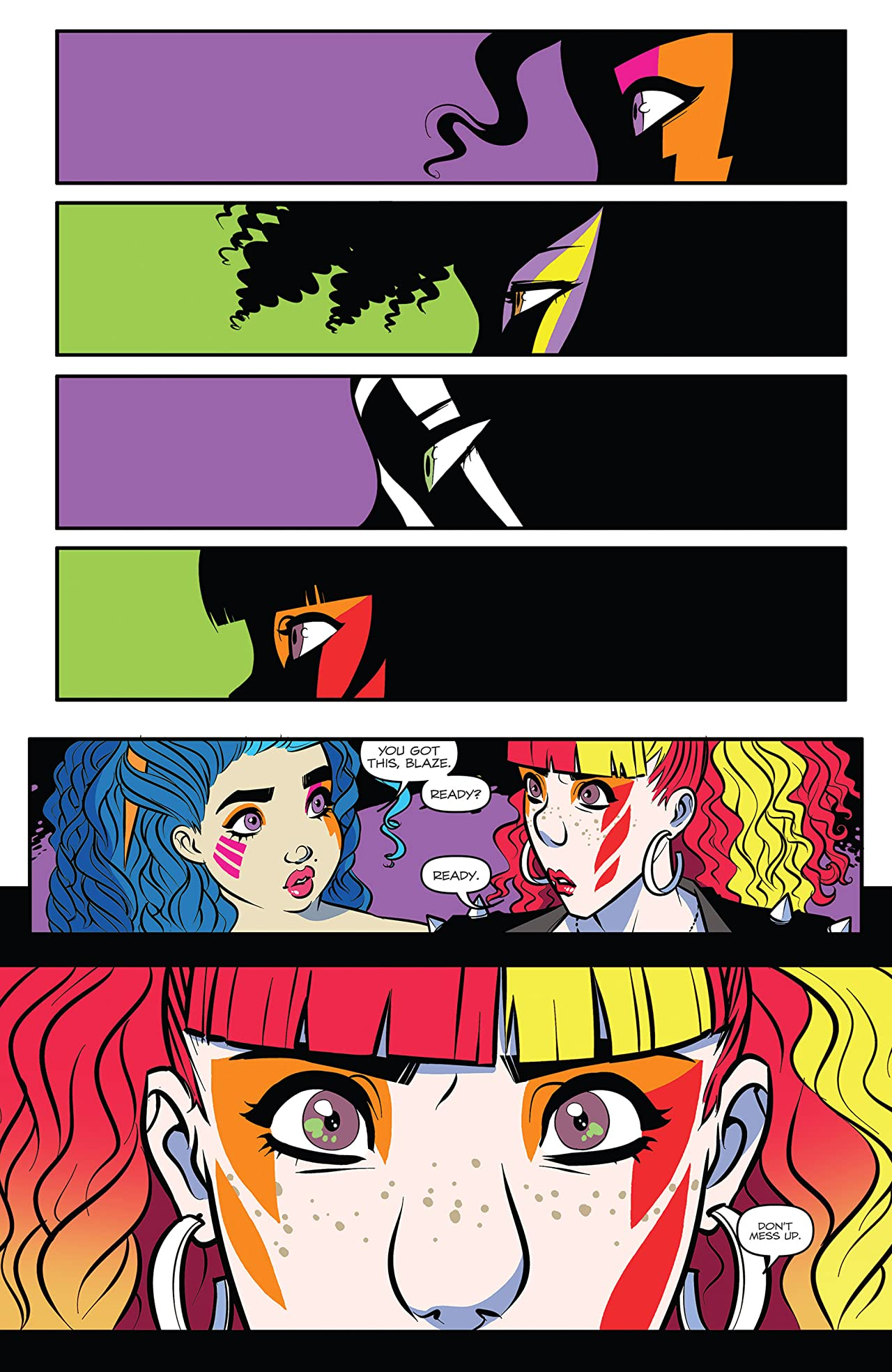 Jem and the Holograms (2015-) #13