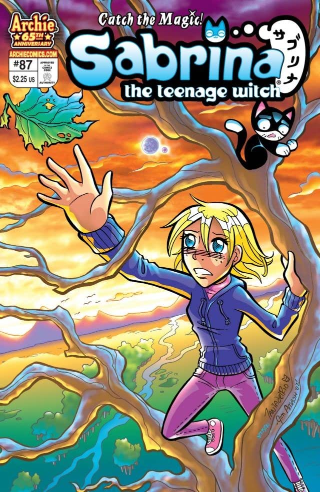 Sabrina Manga #30