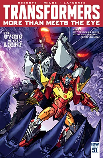 Transformers: More Than Meets the Eye (2011-2016) #51