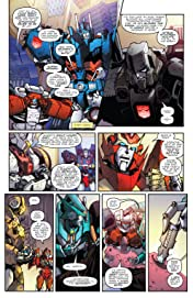 Transformers: More Than Meets the Eye (2011-) #51
