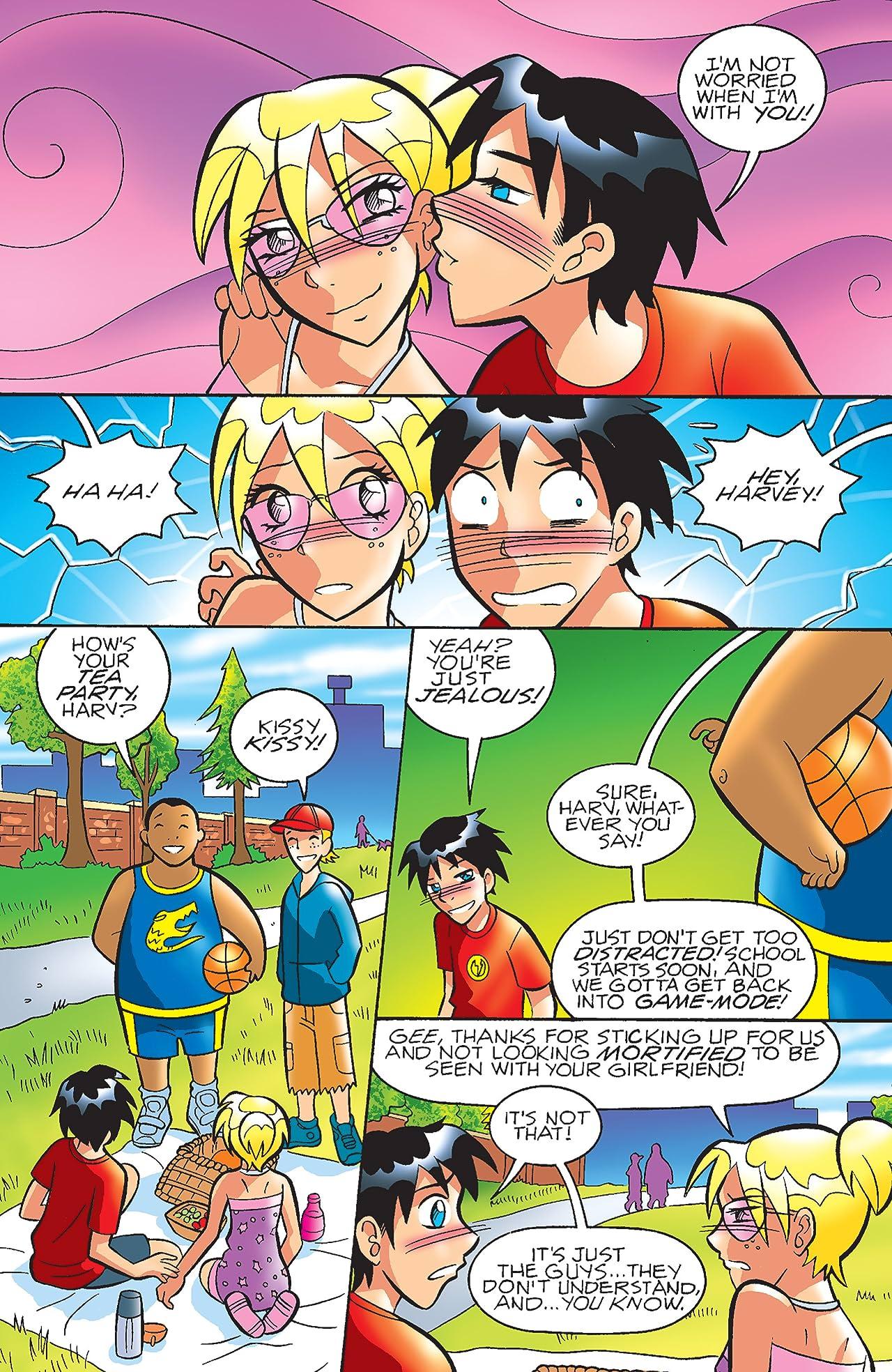 Sabrina Manga #29
