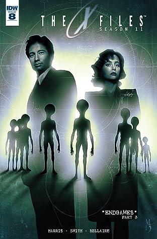 The X-Files: Season 11 No.8