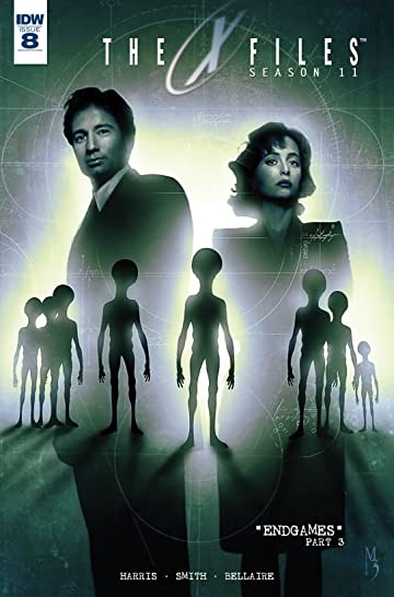 The X-Files: Season 11 #8
