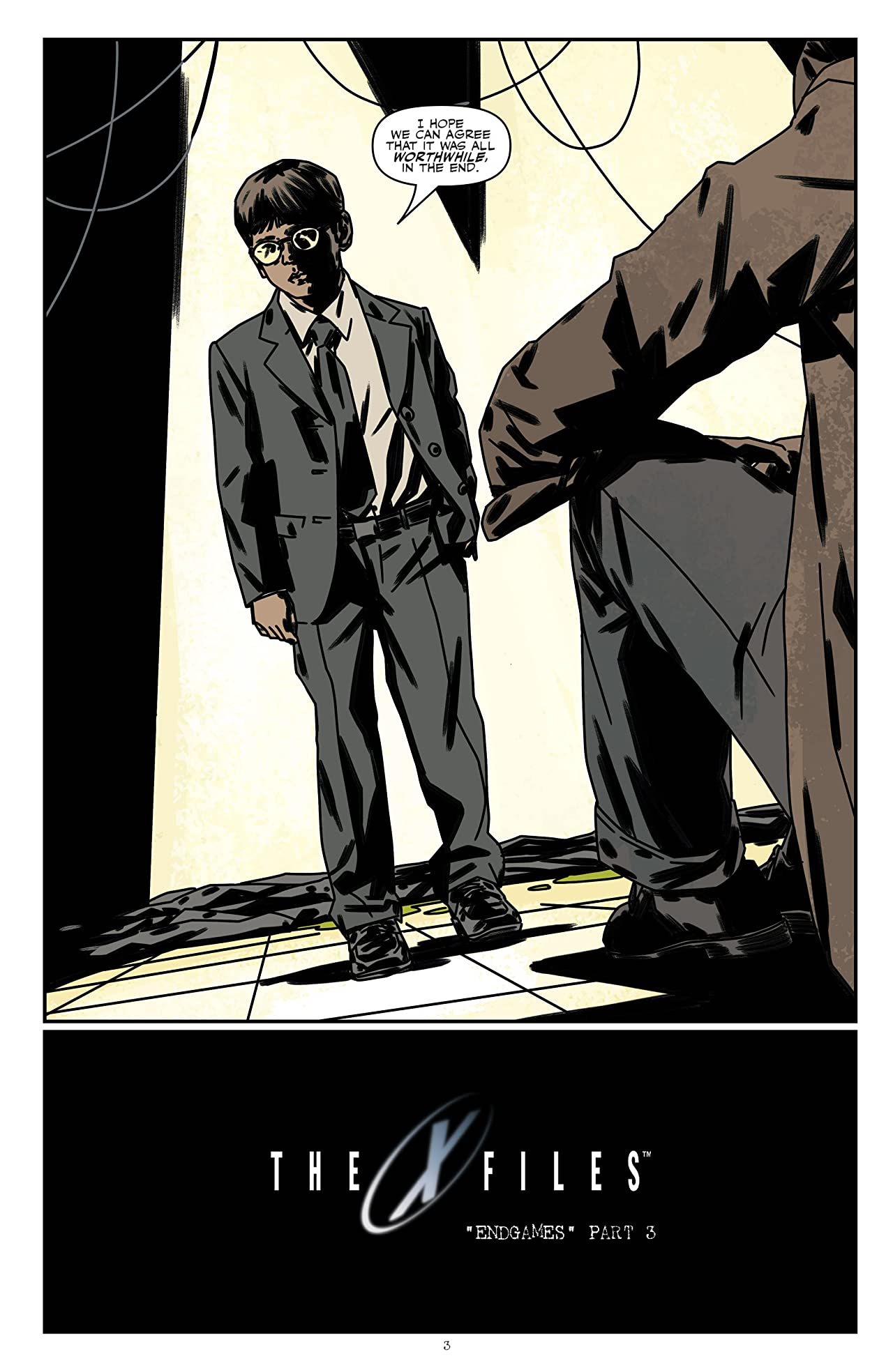 The X-Files: Season 11 #8