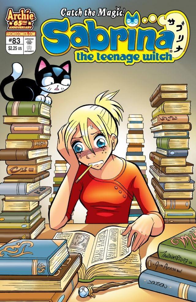Sabrina Manga #26