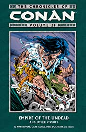 Chronicles of Conan Vol. 31
