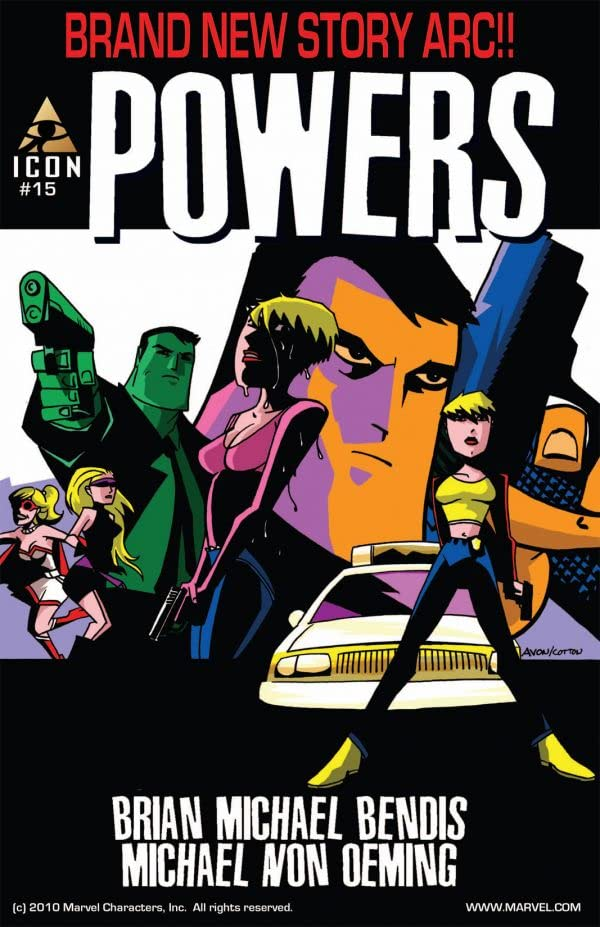 Powers (2000-2004) #15