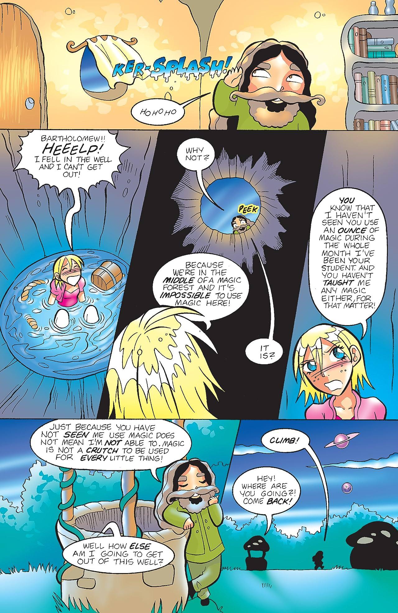Sabrina Manga #27
