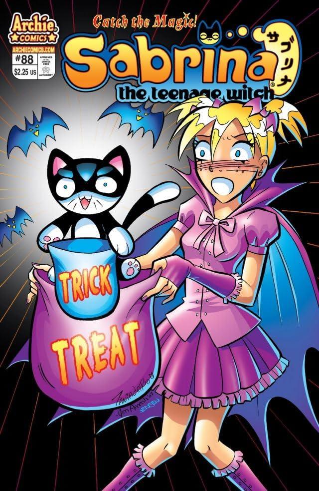 Sabrina Manga #31
