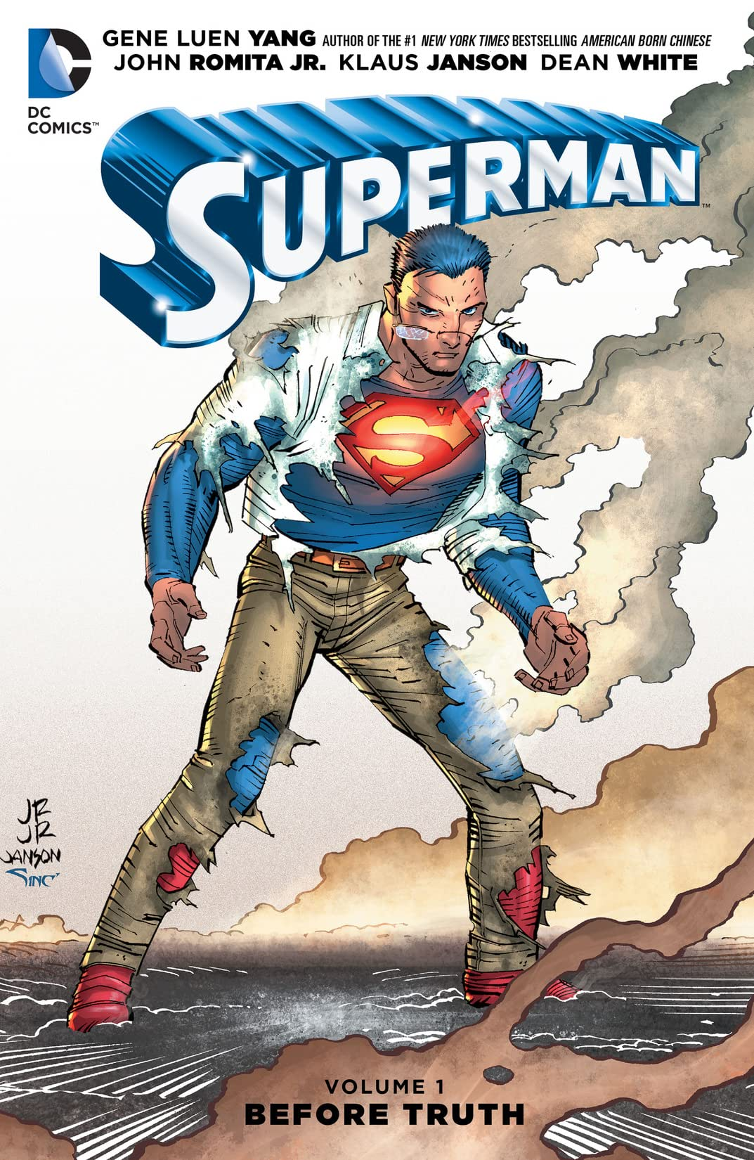 Superman (2011-2016) Tome 1: Before Truth