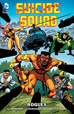 Suicide Squad (1987-1992) Tome 3