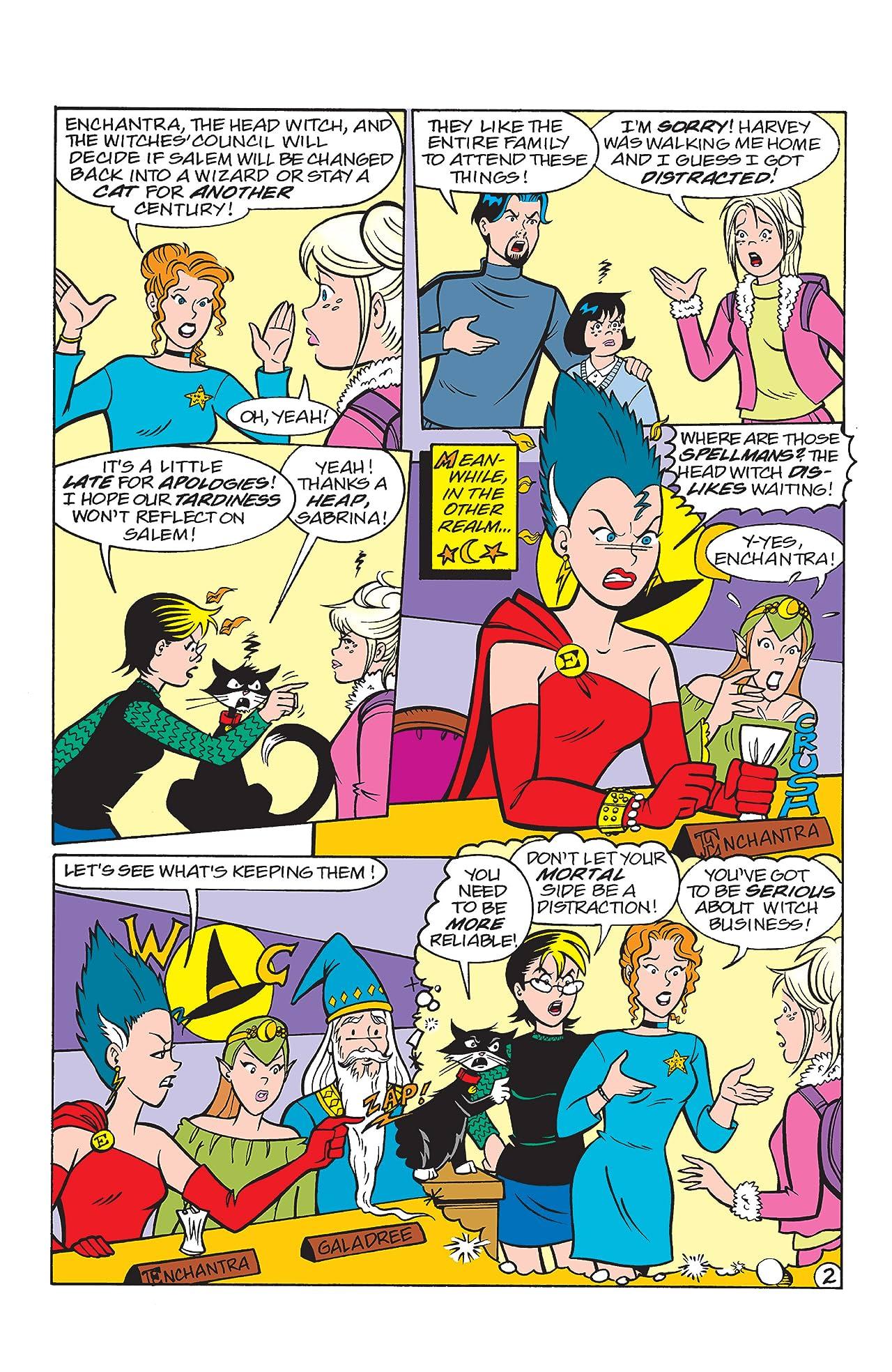 Sabrina the Teenage Witch #41