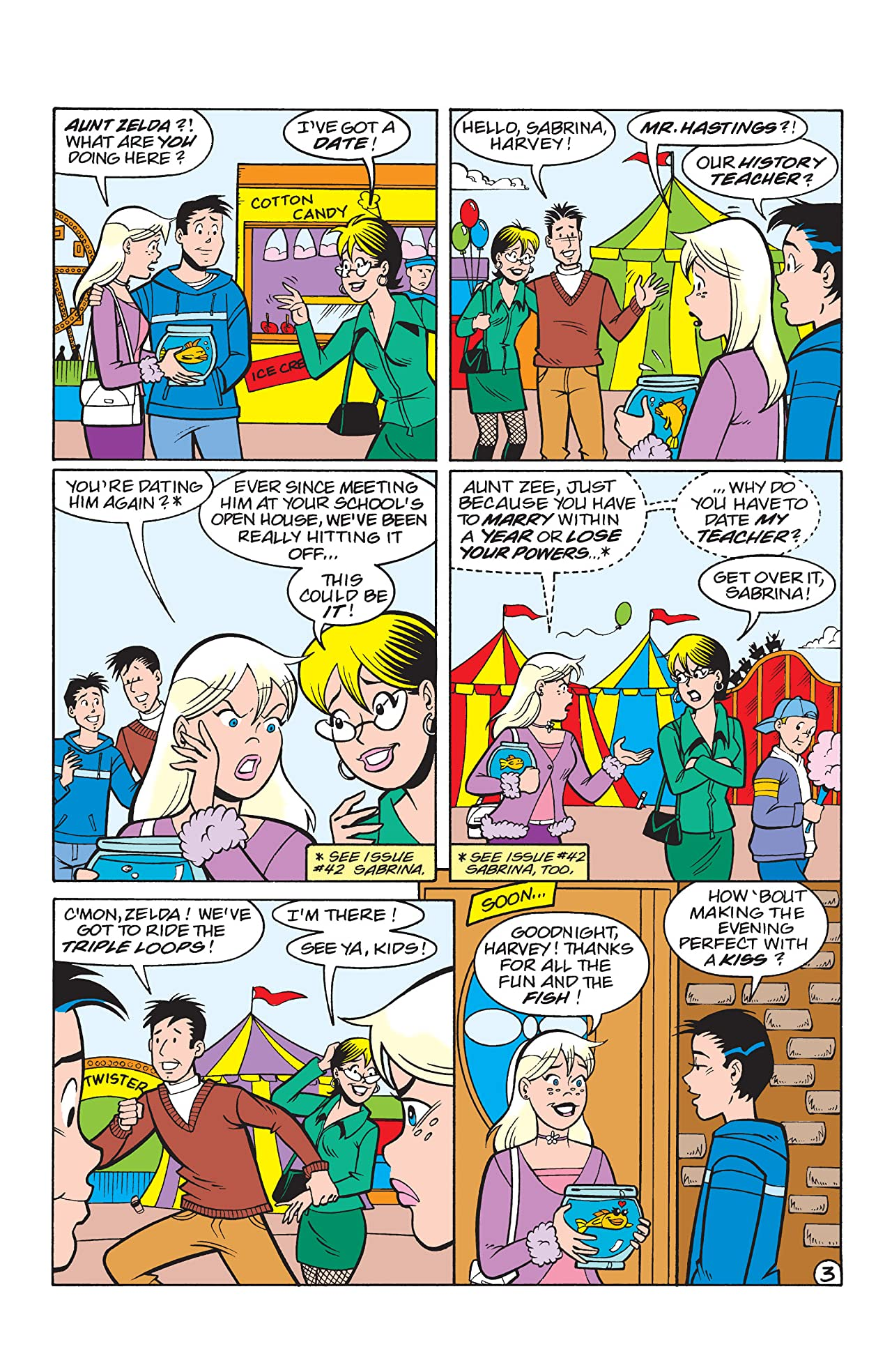 Sabrina the Teenage Witch #43