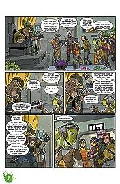 Star Wars Rebels Vol. 18: Widerstand