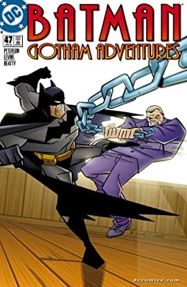 Batman: Gotham Adventures #47