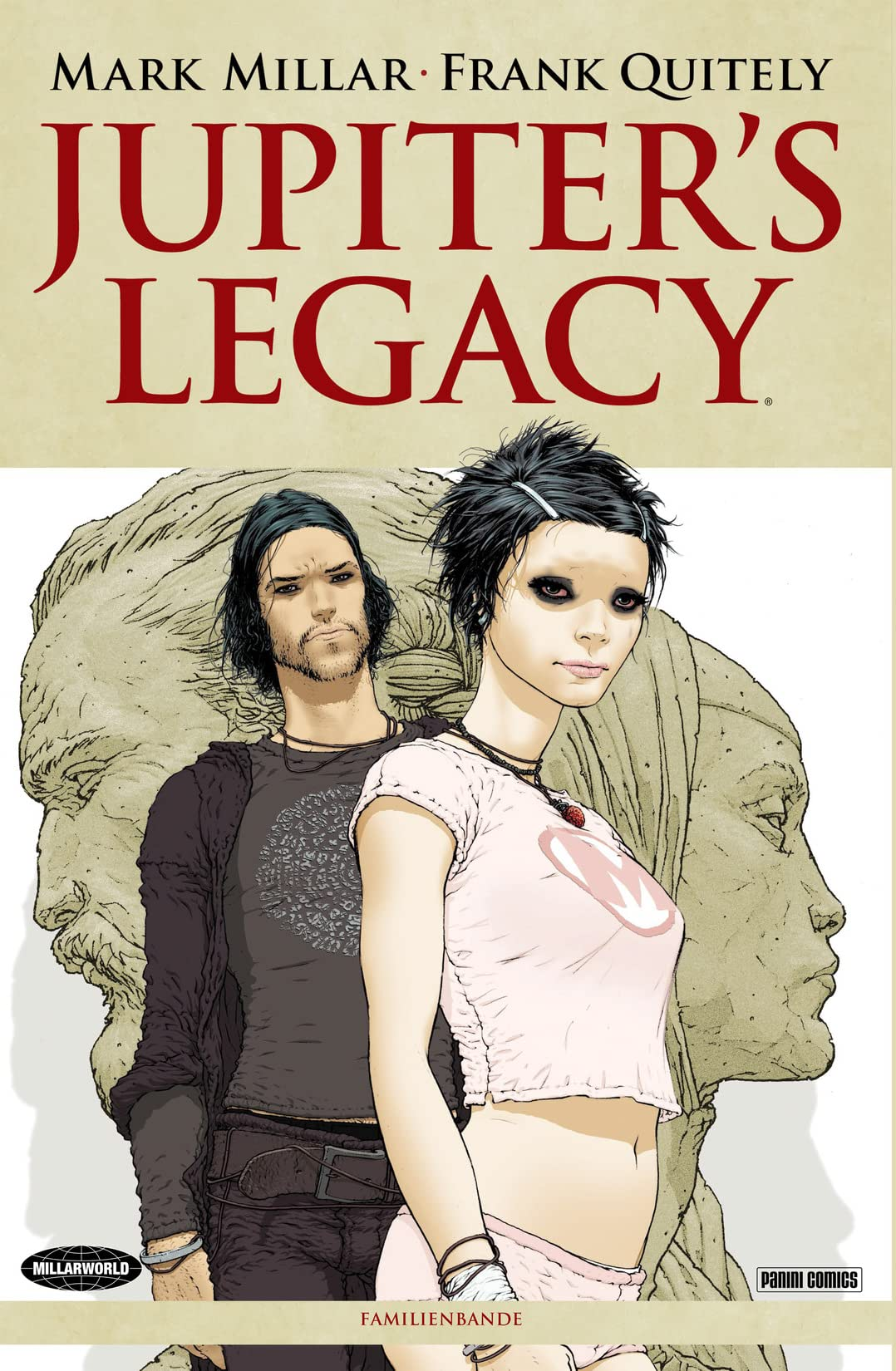 Jupiter's Legacy Vol. 1: Familienbande