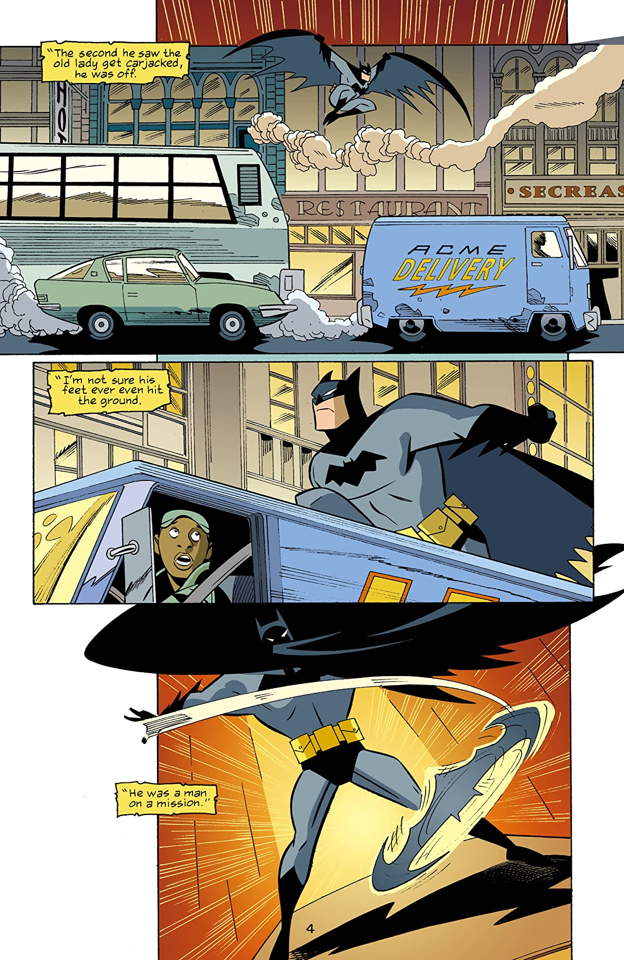 Batman: Gotham Adventures #48