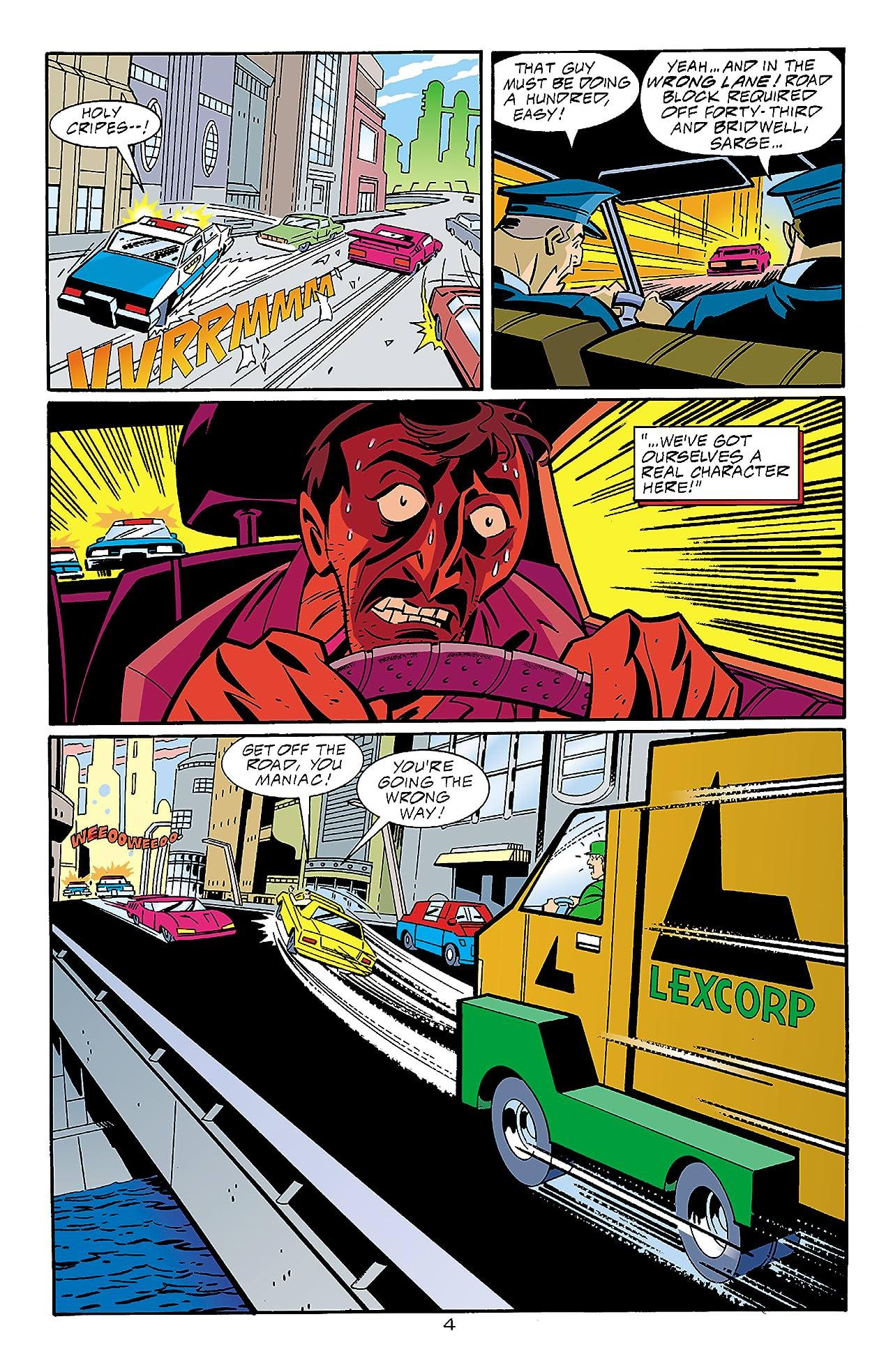 Superman Adventures (1996-2002) #34
