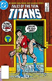 Tales of the Teen Titans (1984-1988) #45