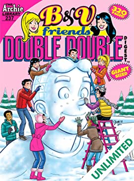 B & V Friends Double Digest #237