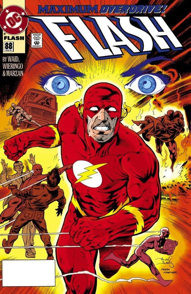 The Flash (1987-2009) #88