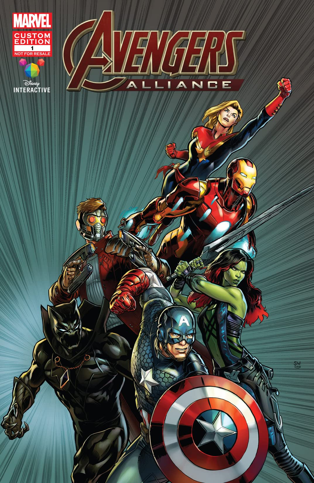 marvel avengers alliance 2016 1 - Avengers Marvel
