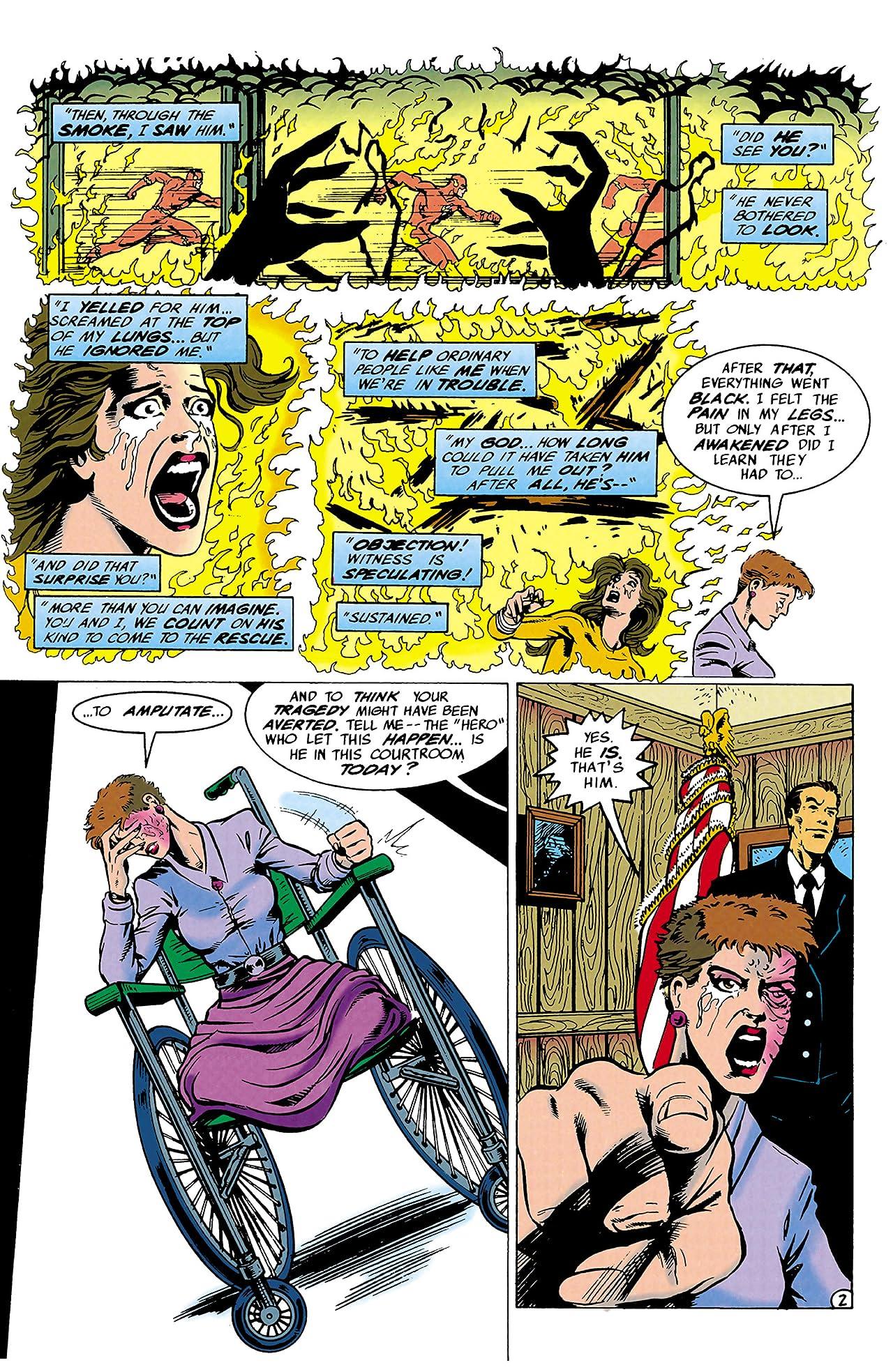 The Flash (1987-2009) #89