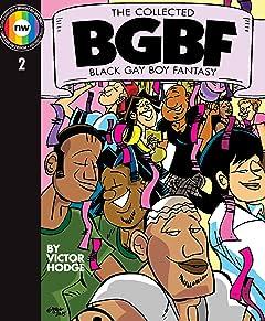 The Collected Black Gay Boy Fantasy #2