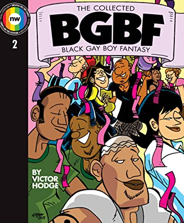 The Collected Black Gay Boy Fantasy #2